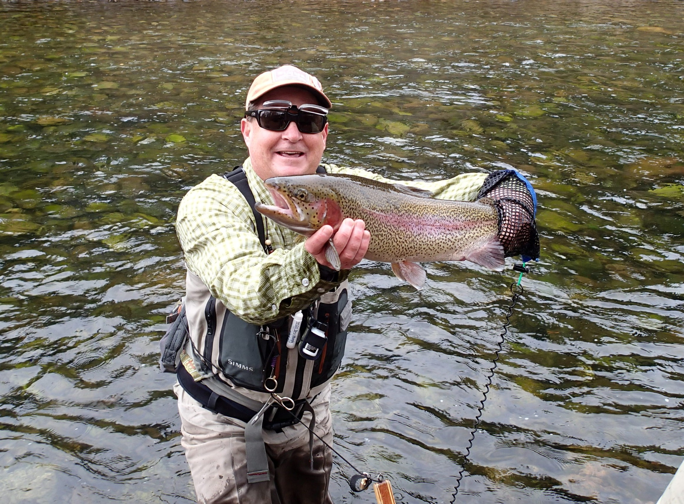 The blue river silverthorne co for Fly fishing blogs