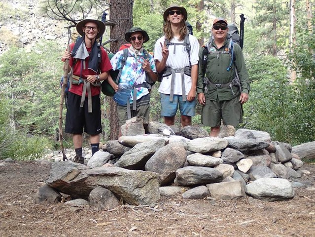 Backpacking the Forks of the Kern River Trail