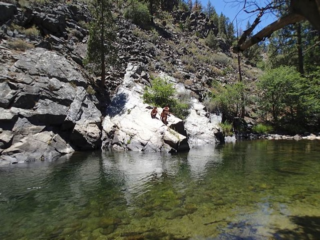 Backpacking the Forks of the Kern River Trail   TimHuckaby com