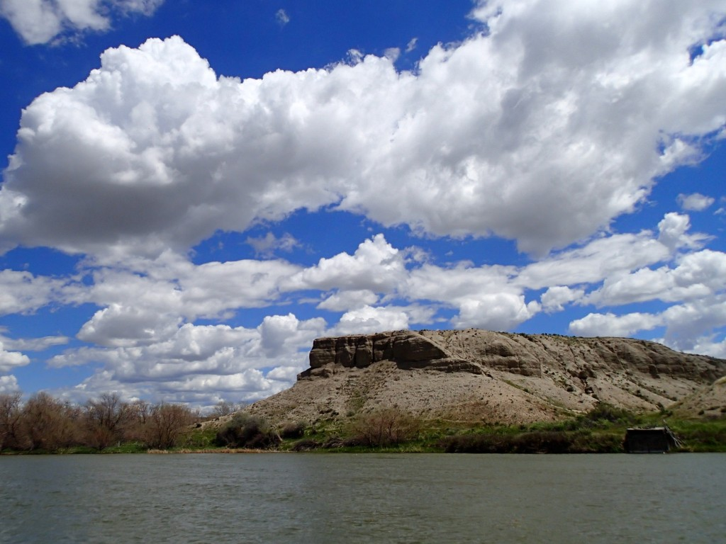 The North Platte River - Grey Reef Section